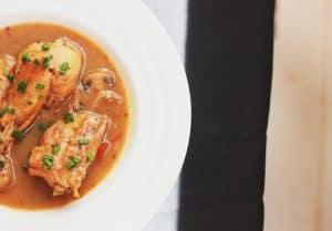 Comfort Food: Chicken Stew