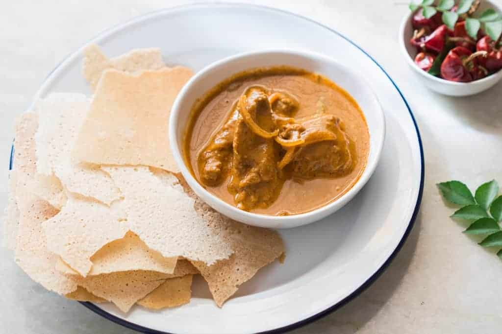 Chicken Kori Rotti | Mangalorean Chicken Curry - My Food Story