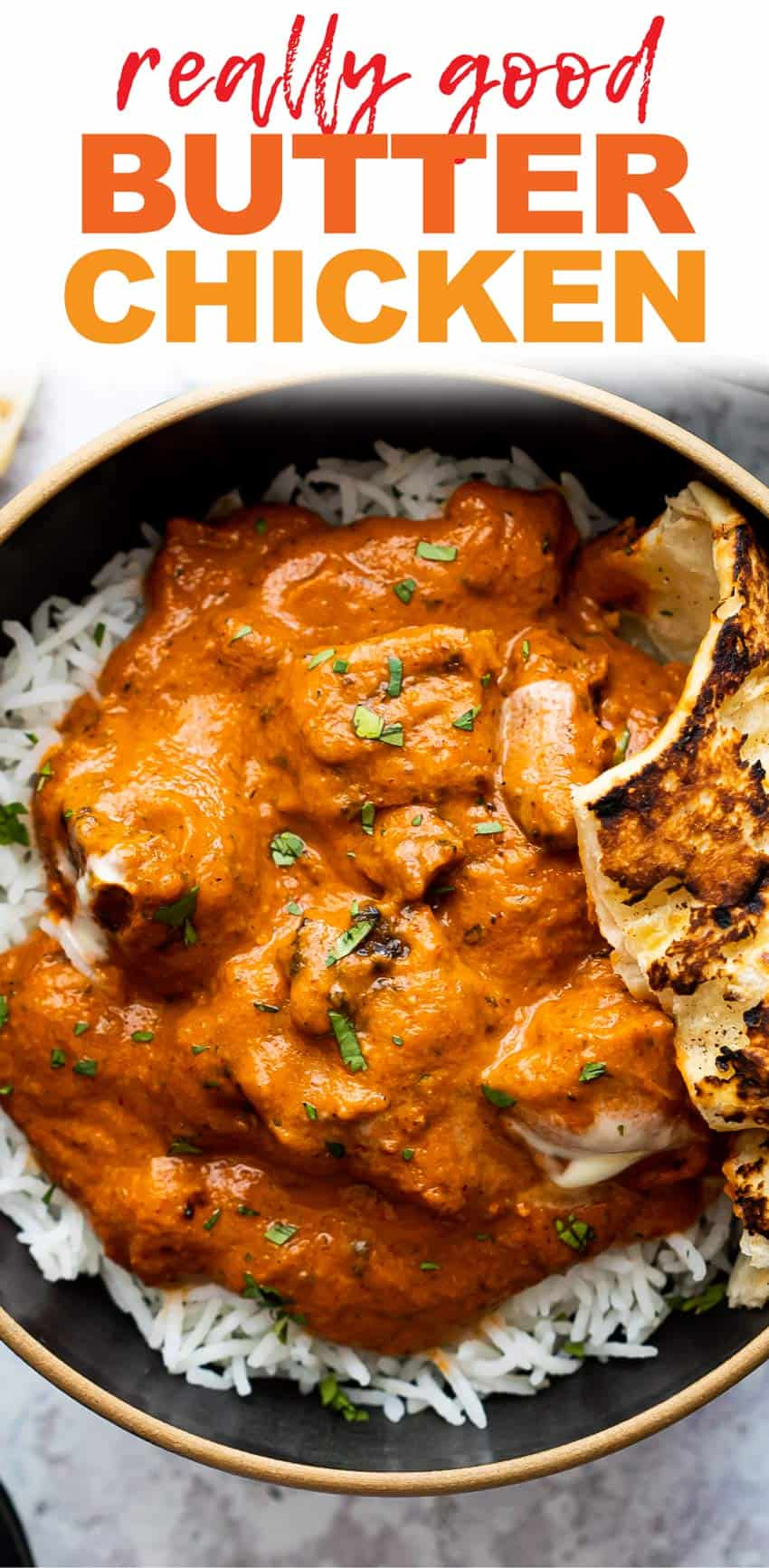Restaurant Style Butter Chicken Masala (Murgh Makhani)