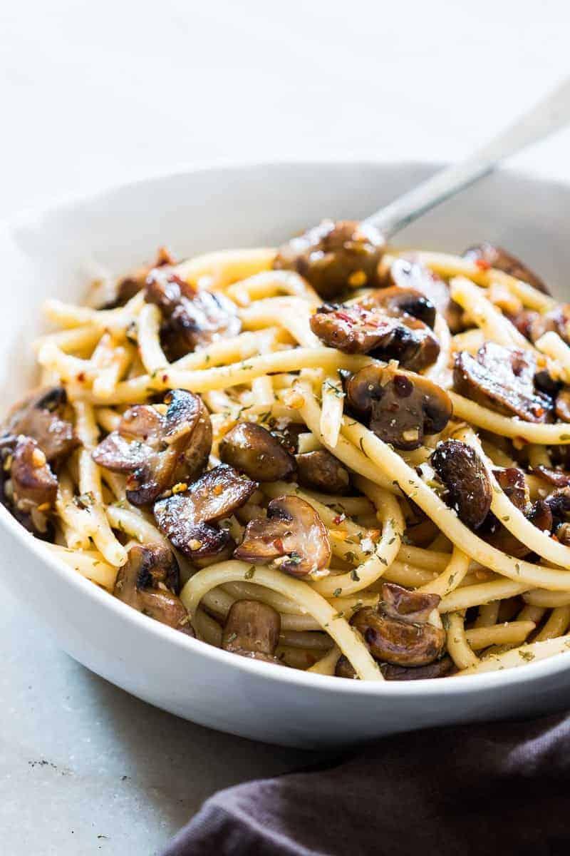 how to cook spaghetti with prego mushroom sauce