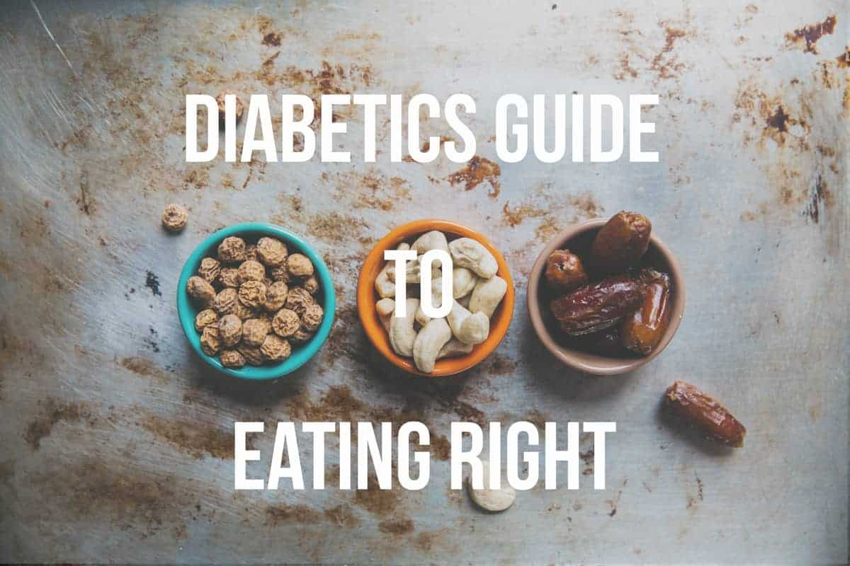 The Diabetics Guide to Eating Right is a lowdown on the do's and dont's of food and nutrition if you are a diabetic. Find out how to manage food to manage diabetes.