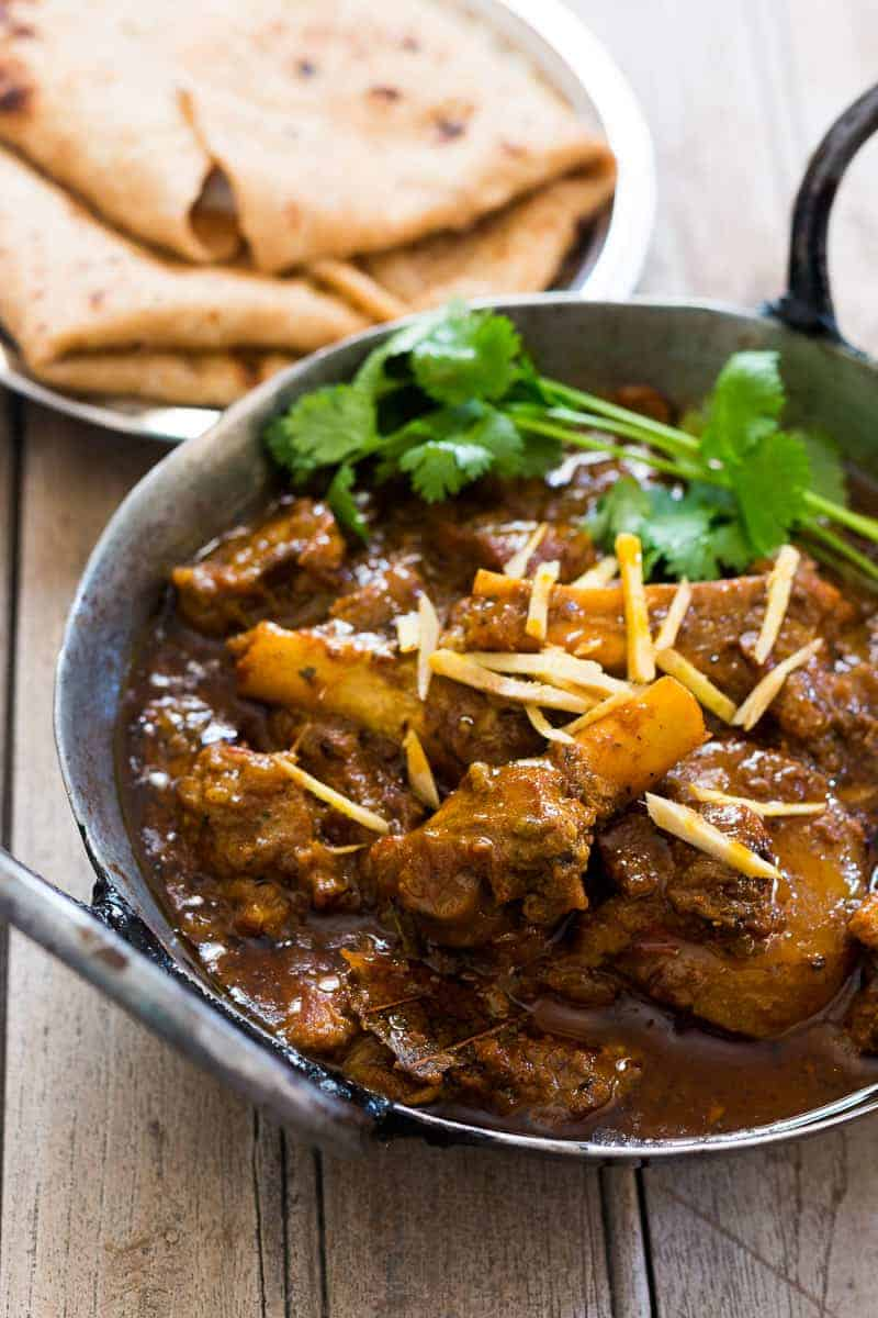Easiest indian mutton curry lamb curry in a pressure cooker my this easy indian mutton curry will soon become your favourite bowl of comfort food made forumfinder