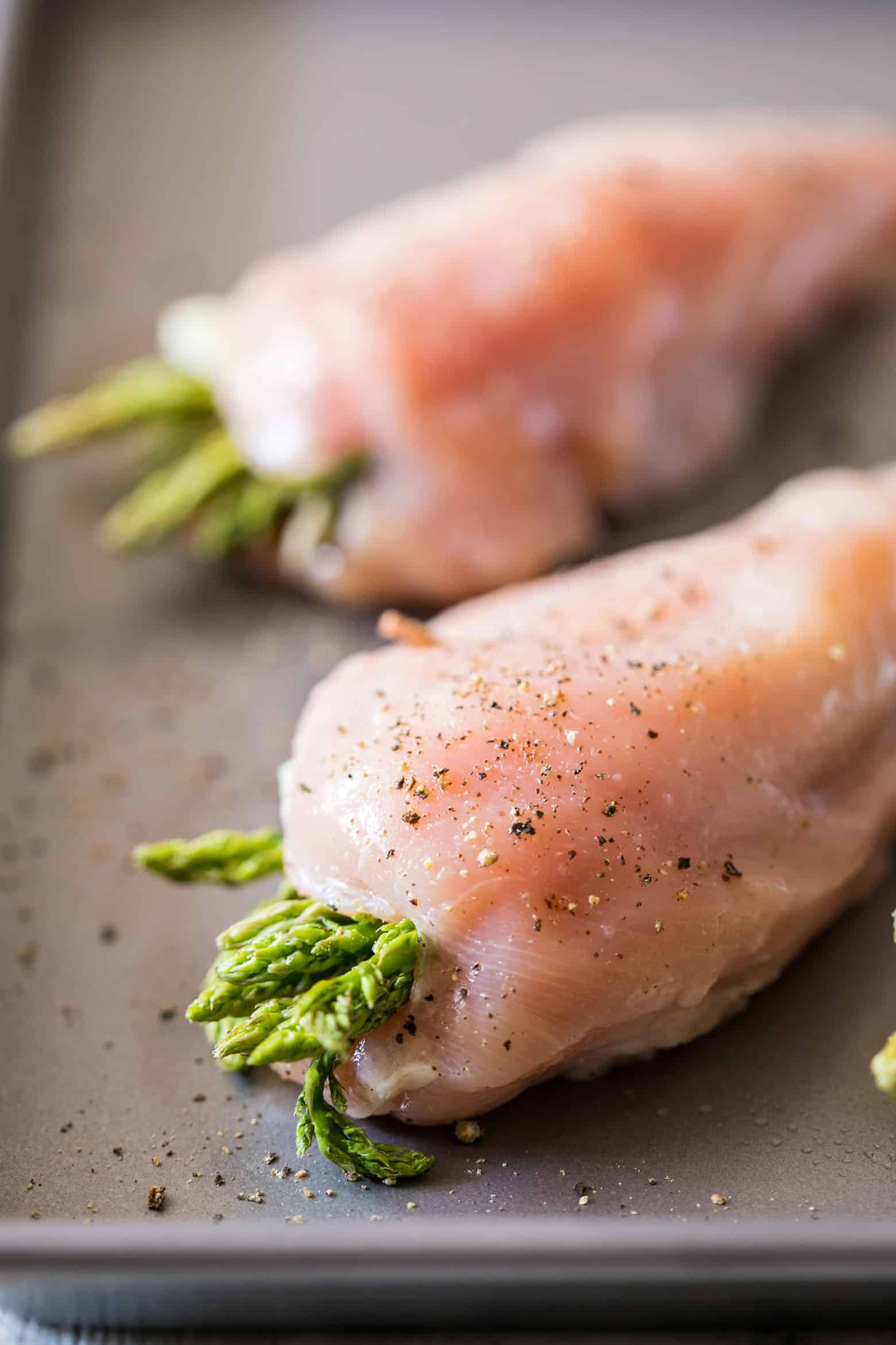 recipe: asparagus stuffed chicken breast tasty [36]