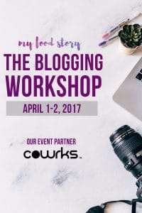Announcing The Blogging Workshop on April 1-2, 2017 at Bangalore, India for bloggers who want to turn blogging into a full time career.