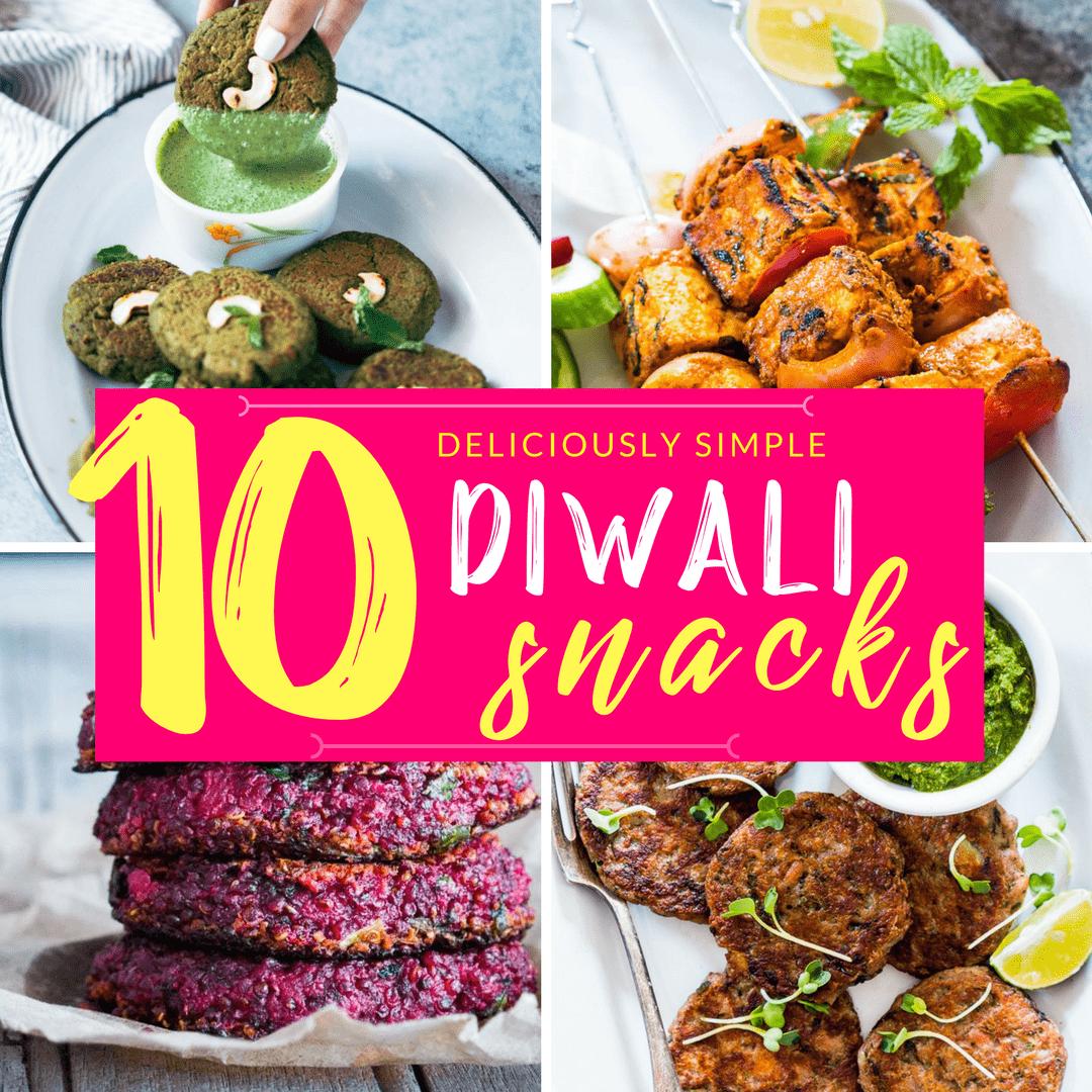 Diwali Festival Food Recipes
