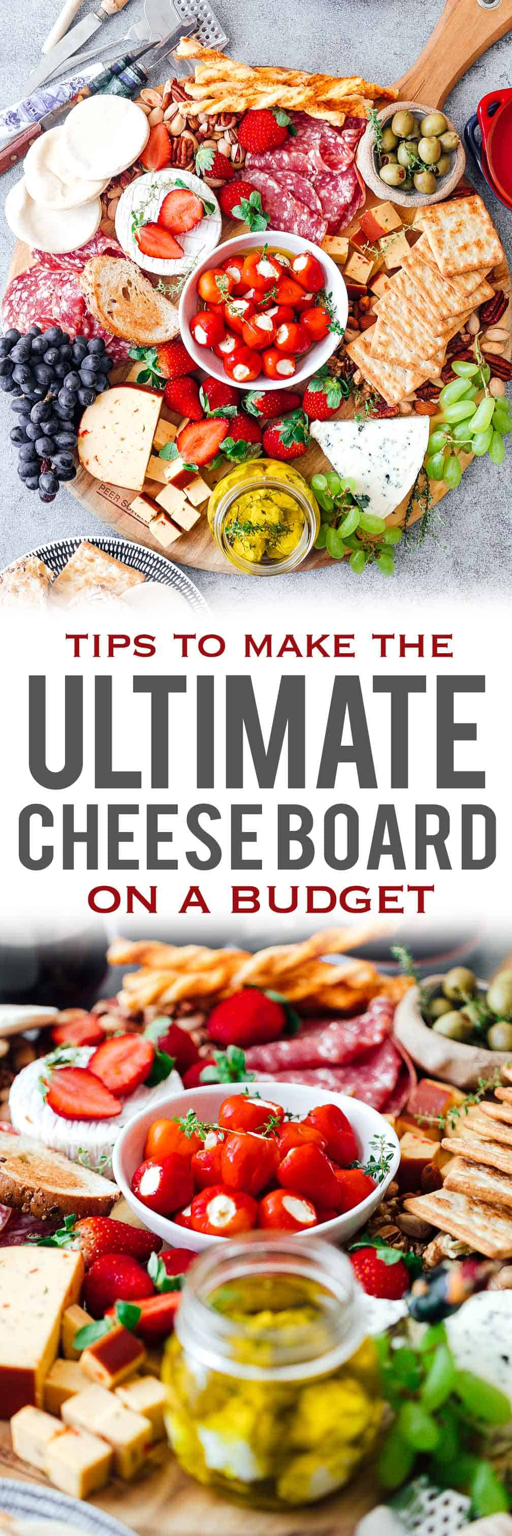 Christmas Cheese Board Ideas.How To Make The Ultimate Wine And Cheese Board On A Budget
