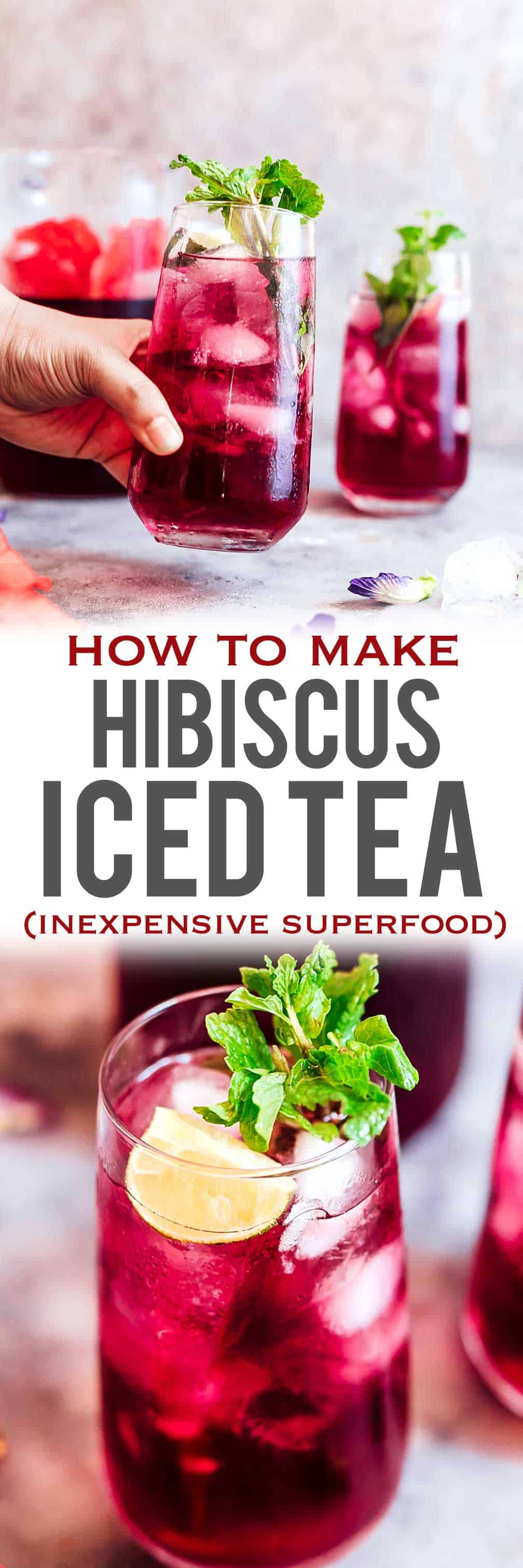 How to make hibiscus tea benefits and side effects learn how to make hibiscus tea which has some amazing benefits make this with either izmirmasajfo Images