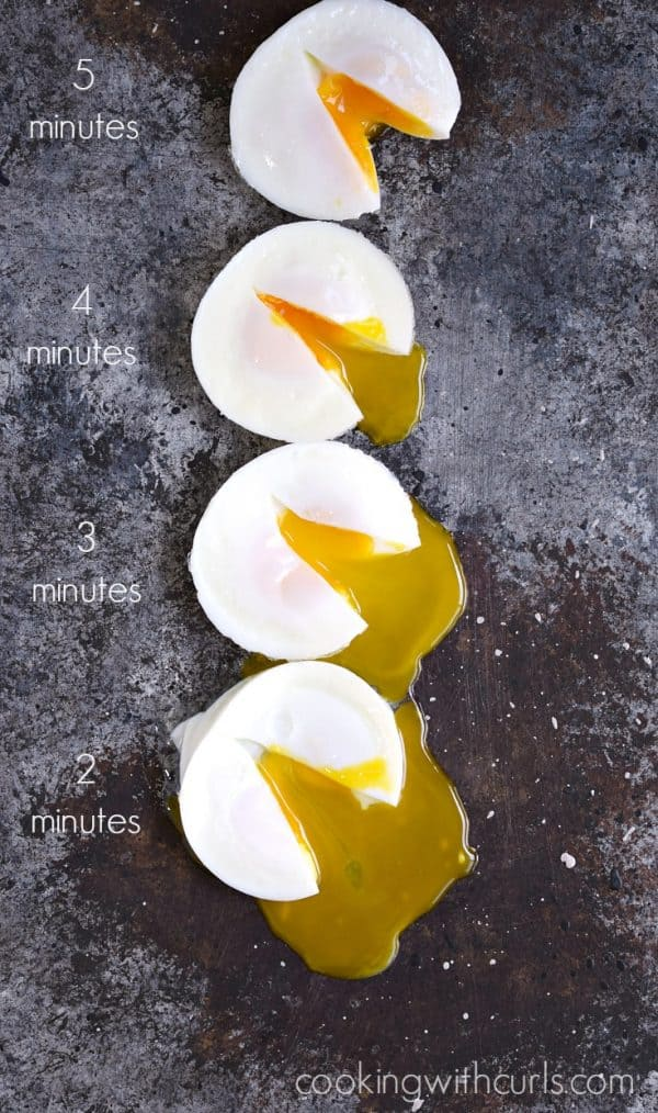 Instant Pot Poached Eggs