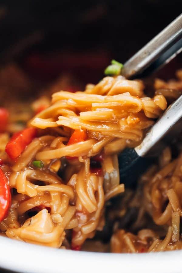 Instant Pot Noodles