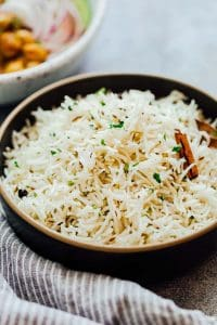 Perfect Jeera Rice (Indian Cumin Rice)