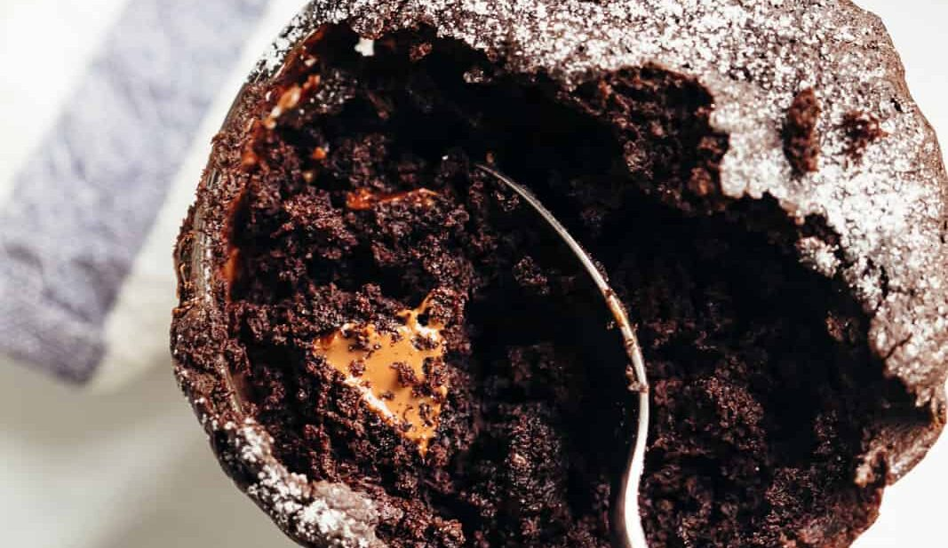 Taking a bite out of eggless chocolate mug cake