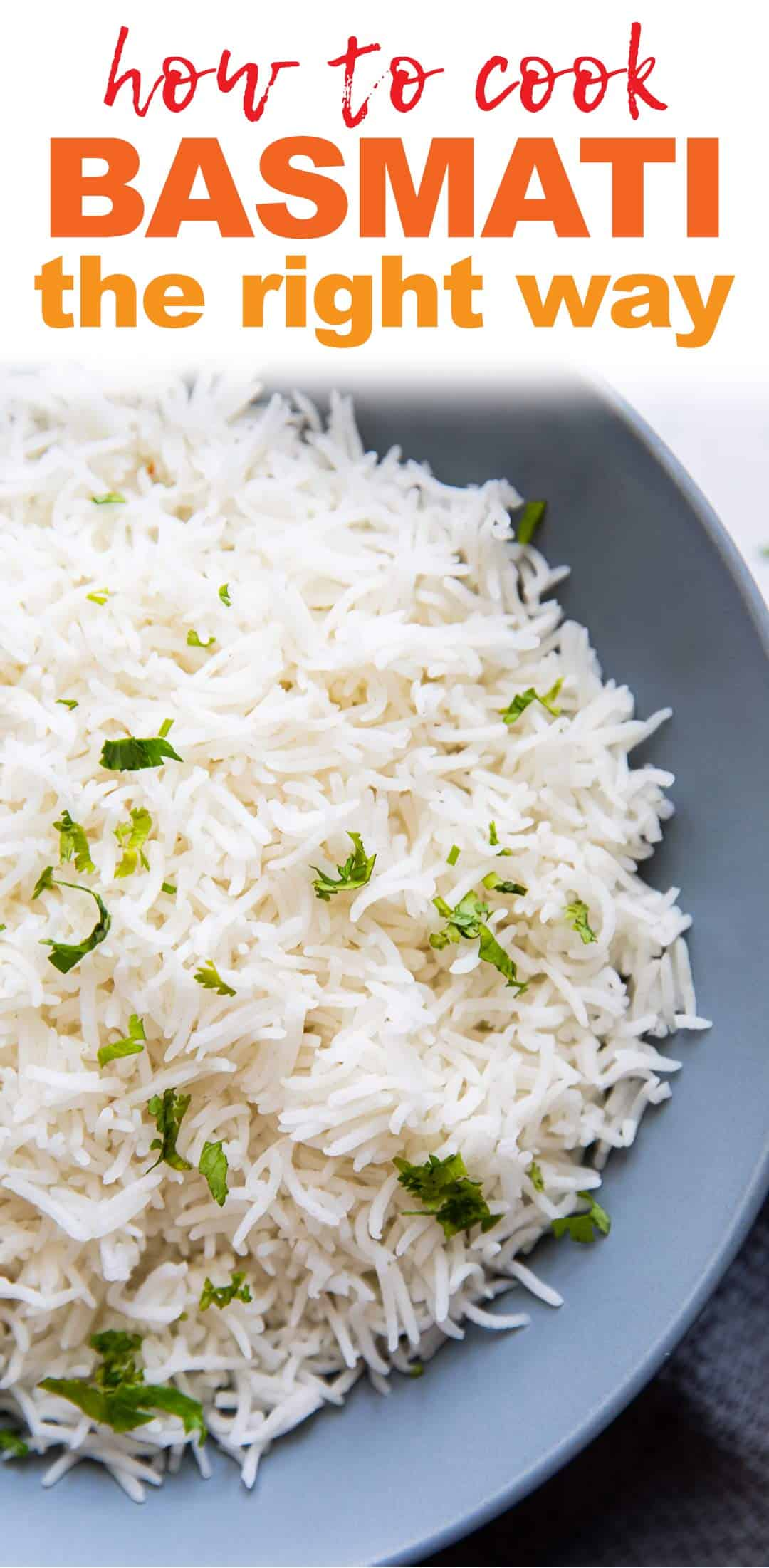 How to cook Basmati Rice 3 ways