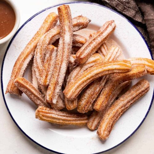 Must Try Homemade Churros Crunchy Outside Soft Inside My Food Story